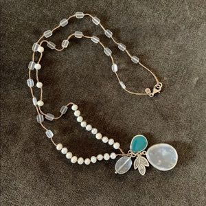 Silpada Multi Charm Necklace